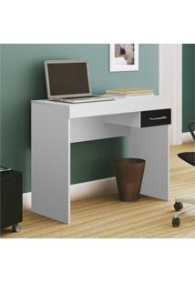 Mesa Para Computador Com Gaveta Cooler Artely Branco