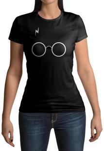 Camiseta Hunter Óculos Preta