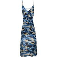 0ec65d4432c8 Vestido Azul feminino | Shoes4you