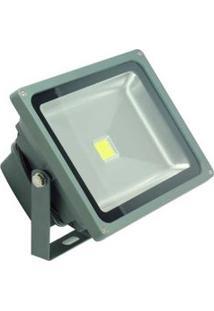 Refletor 10W 6500K Cinza Deep Bronzearte