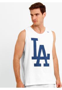 Camiseta Regata New Era Mlb Los Angeles Dodgers - Masculino c5abed5f55d