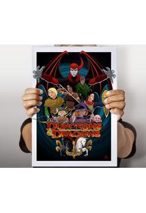 Poster Dungeons N Dragons