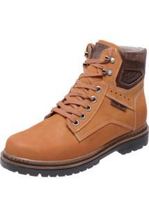 Bota Mega Boots 6019 Amarelo