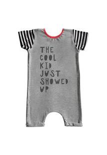 Pijama Curto Comfy Cool Kid