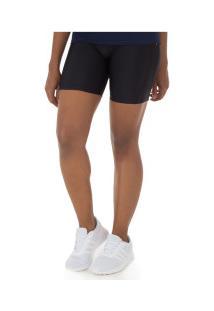 Bermuda Oxer Jogging 202 - Feminina - Preto