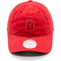 Boné Mitchell   Ness Small Jers Dad Hat Nba Chicago Bulls Dad Hat e9467d98296