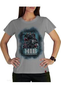 Camiseta Heroes In Black