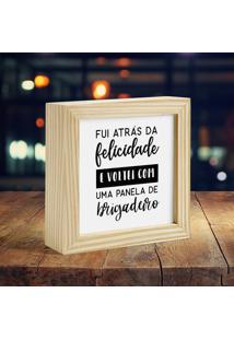 Moldura Art Box - Panela De Brigadeiro