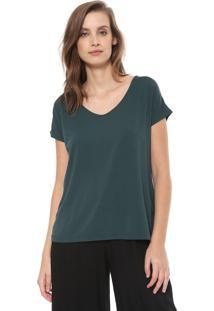 Camiseta Liz Easywear Lisa Verde