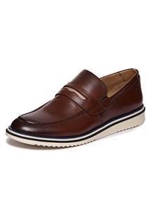 Sapato Loafer Masculino Marrom Mazuque - Pinhao 606138