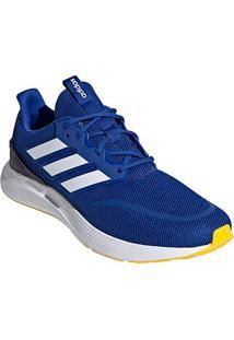 Tênis Adidas Energy Falcon Masculino - Masculino-Azul+Branco