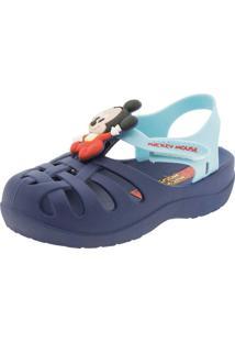 Clog Infantil Classicos Disney Grendene Kids - 21870 Marinho