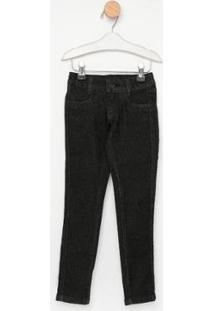 Calça Jeans Infantil Express Skinny Morgan Feminina - Feminino