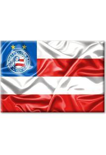 Ímã Bahia Bandeira Ondulada