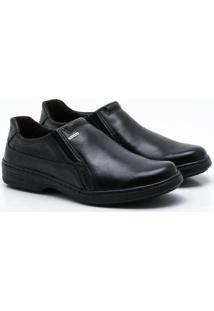 Sapato Social Pegada Ii Preto