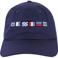 33257f04c3eba Boné Polo Hat Wanted Ind Nautical Navy Azul