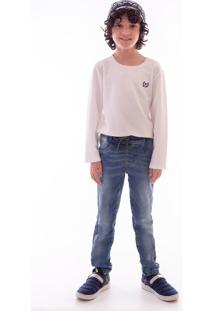 Calça Mrx Jeans Azul