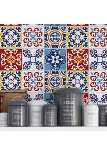 Adesivo De Azulejo Lavável Campinha