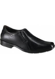 Sapato Infantil Social Pegada - Masculino-Preto