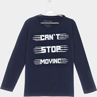 463c711e34647 Camiseta Infantil Tigor T. Tigre Estampada Mnga Longa Masculina - Masculino