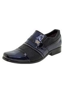 Sapato Masculino Social Street Man - 462