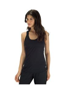Camiseta Regata Under Armour Streaker - Feminina - Preto