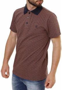Camisa Pólo Laranja Plus Size masculina  5309b30ea8cf9