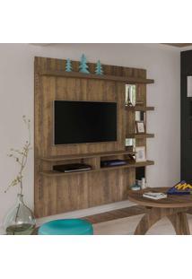 Painel Para Tv 42 Polegadas Premium Pinho 166 Cm