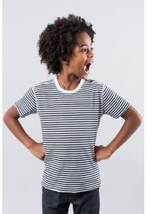 Camiseta Infantil Mc Dupla Face Florianopoli Reserva Mini Masculina - Masculino