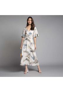 Vestido Com Cinto Estampa Keeling - Lez A Lez
