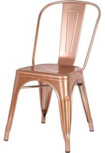Cadeira Iron Tolix Cobre - 44589 Sun House