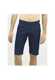 Bermuda Jeans Blue Blue Emporio Alex Jeans Off-White