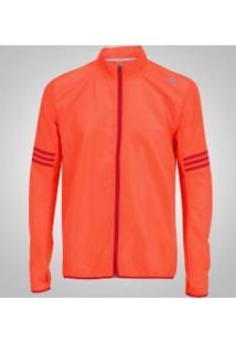 Jaqueta Adidas Rs Wind - Masculina - Laranja Escuro