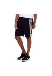 Bermuda Dc Shoes Walkshort Presnen Basket - Preta