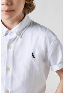 2ea186b1ac Camisa Masculina Infantil Mini Oxford Mc Reserva Mini - Masculino