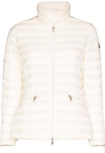 Moncler Safre Quilted Jacket - Branco