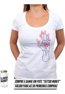 Ver Sentir - Camiseta Clássica Feminina