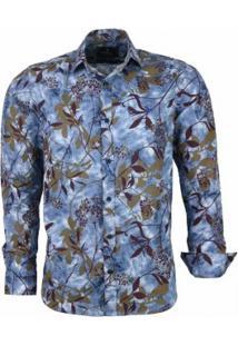 Camisa Amil Moscou Masculina