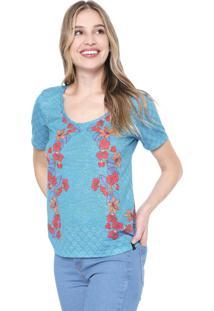 Camiseta Cantão Siena Azul