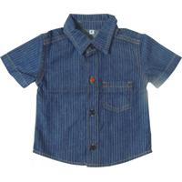1a2a9ea019 Camisa Para Meninos Com Bolso Manga Curta infantil