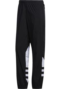 Calça Adidas Big Trefoil Originals Preto