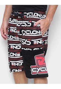 Bermuda Cyclone Veludo Fashion Masculina - Masculino