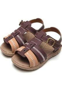 Sandalia Infantil Klin 171076000 Masculina - Masculino