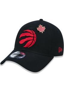 Boné 920 Toronto Raptors Nba Aba Curva New Era - Masculino 7d72812a3e9