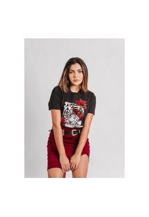 T-Shirt Dream Hunter Preto