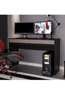 Mesa Para Computador 2 Gavetas Lindóia Politorno