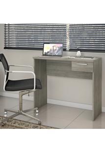 Mesa Escrivaninha Notável Nt2000-21 Office 1 Gaveta Carvalho