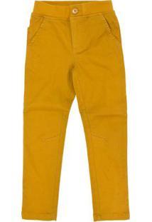Calça Amarela