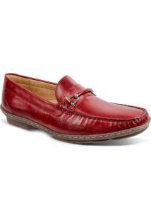 Sapato Masculino Loafer Sandro Moscoloni New Picas