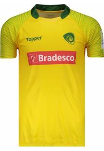 Camisa Topper Rugby Brasil Home 2017 Masculina - Masculino caf27fa649026